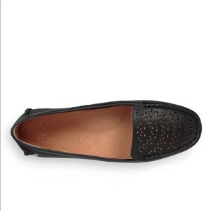 Ugg perforated slip on shoes size 9.5